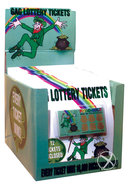 Gag Lottery Tickets Scratch Off