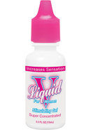 Liquid V Stimulating Gel For Women .5 Oz