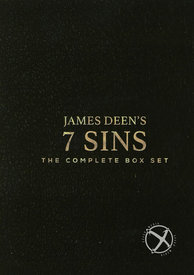 8pk James Deens 7 Sins Box Set