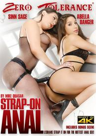 Strap- On Anal