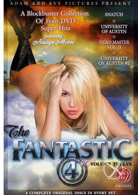 Fantastic 4 12 {4 Disc Set}