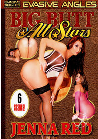 Big Butt All Stars Jenna Red