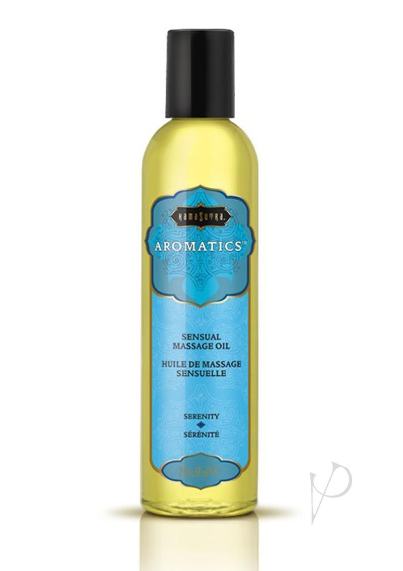 Aromatics Sensual Massage Oil Serenity 2 Ounce