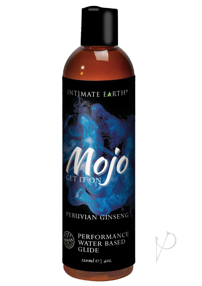Mojo Peruvian Ginseng Waterbased Performance Glide Lubricant 4oz